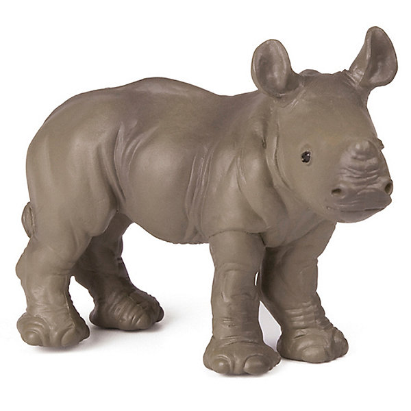 Купить Игровая фигурка PaPo Детёныш носорога, Китай, Унисекс