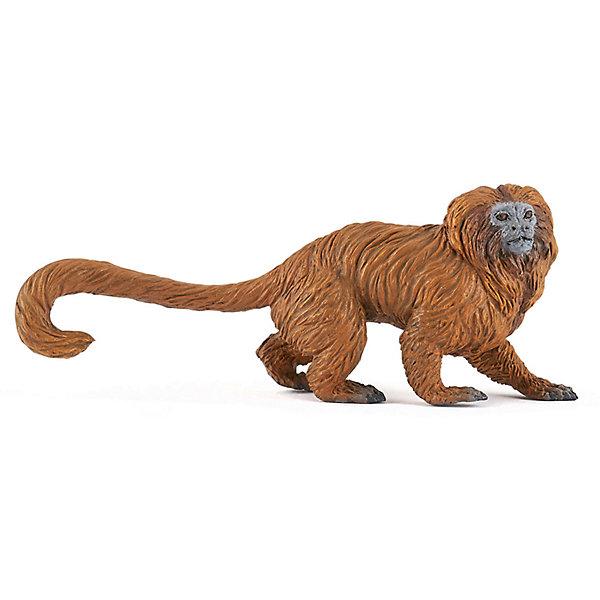 цена на papo Игровая фигурка PaPo Золотистый львиный тамарин