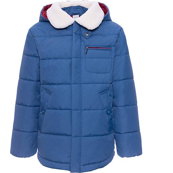Купить Демисезонная куртка Boom by Orby, Россия, синий, 128, 164, 158, 134, 152, 170, 146, 140, 122, Мужской