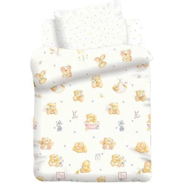 Непоседа Детское постельное белье Forever Friends Маленькие мишки