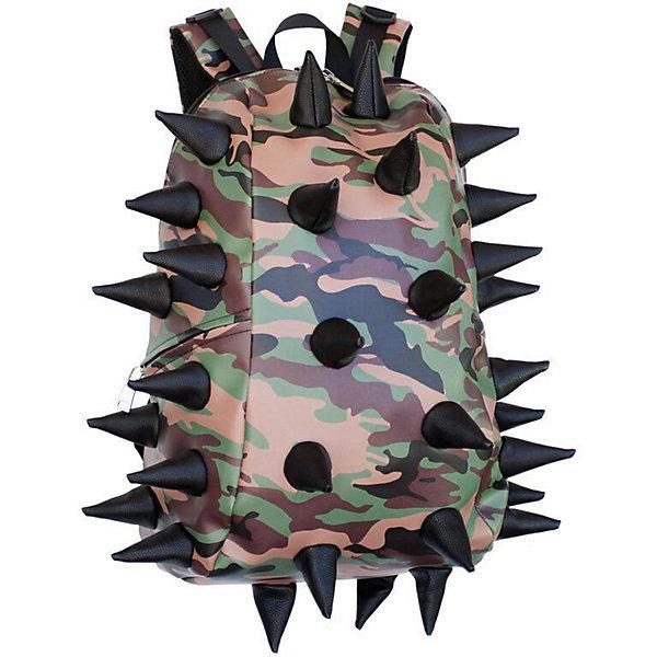 цена MadPax Рюкзак MadPax Rex Full Spike Camo Covert Operations Camoflash, камуфляж с пеналом