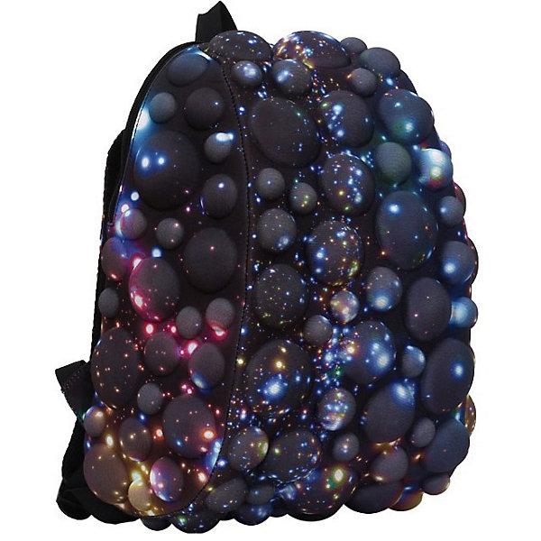 MadPax Рюкзак MadPax Bubble Half Warpspeed, 36х30х15 см madpax bubble half packs school or fun backpack black magic