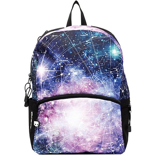 Mojo Pax Рюкзак Mojo Pax Galaxy LED, со встроенными светодиодами с пеналом школьные рюкзаки mojo pax рюкзак tiger