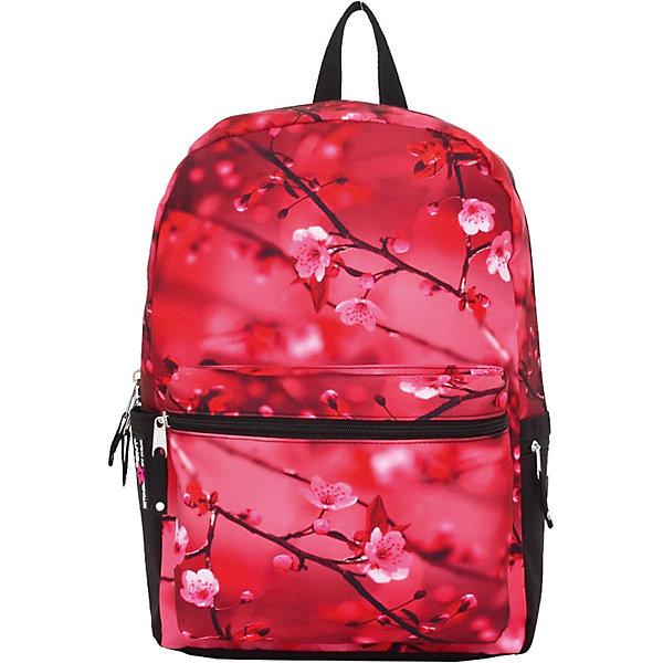Mojo Pax Рюкзак Mojo Pax Cherry Blossom, светящийся mojo pax mojo pax рюкзак boombox с колонками черный белый