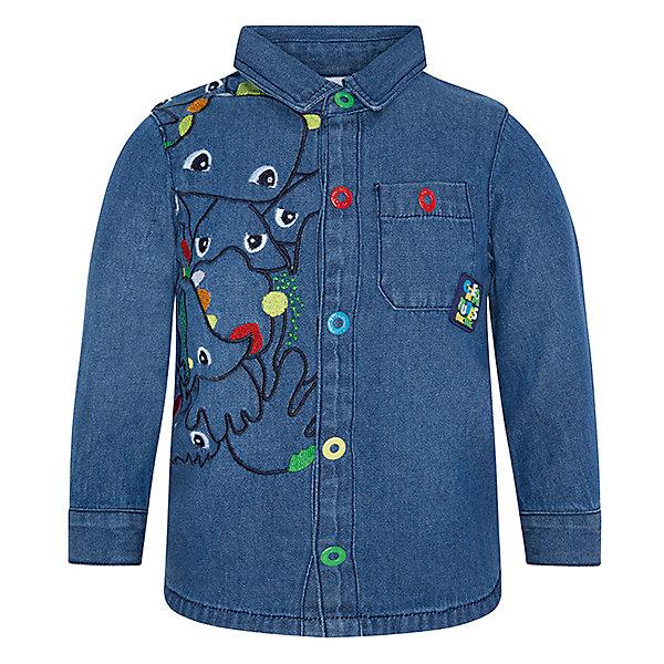 Tuc Джинсовая рубашка Tuc-Tuc