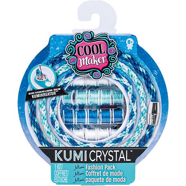 Spin Master Набор материалов для плетения браслетов и фенечек Cool Maker Куми: кристальный, малый