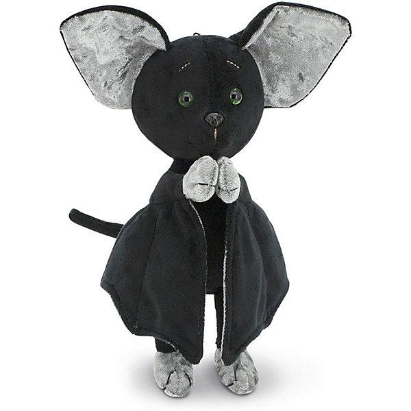 Купить Мягкая игрушка Orange Toys Летучий Мышшшь, 15 см, Китай, черный, Унисекс
