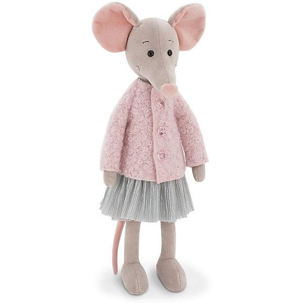 Купить Мягкая игрушка Orange Toys Мышь в Большом Городе Миранда, 20 см, Китай, белый, Унисекс