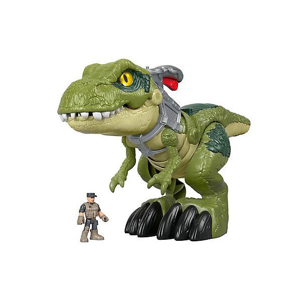 Mattel Фигурка Imaginext Большой динозавр Ти-Рекс