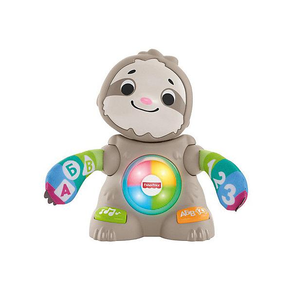 Mattel Игрушка интерактивная Fisher-price Музыкальный Танцующий Ленивец