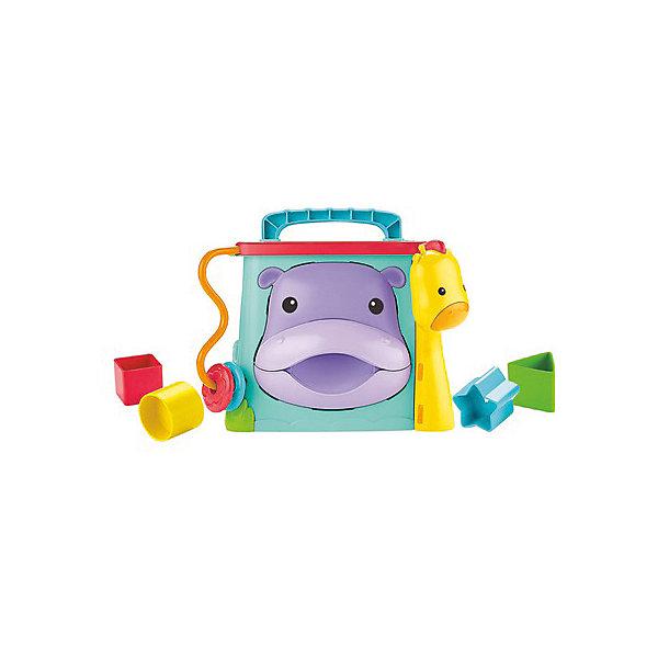 Большой музыкальный игровой куб Fisher-price фото