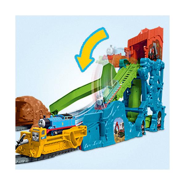 Mattel Игровой набор Thomas and Friends Моторизованные паровозики Обвал в пещере