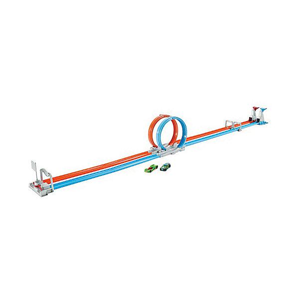 Mattel Игровой набор Hot Wheels Скоростные мертвые петли полотенцесушитель электрический сунержа галант 2 0 00 5200 1040