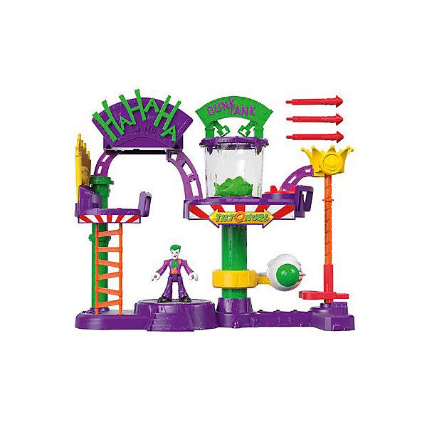 Mattel Игровой набор Imaginext Веселый дом Джокера