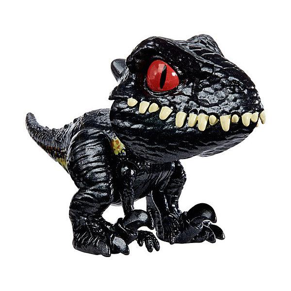 Купить Фигурка Jurassic World Цепляющийся мини-динозаврик Индораптор, Mattel, Китай, разноцветный, Мужской