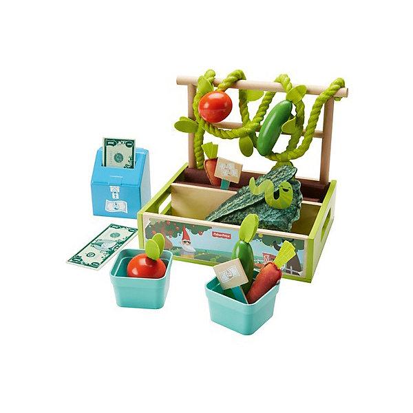 Mattel Игровой набор Fisher-price Фермер