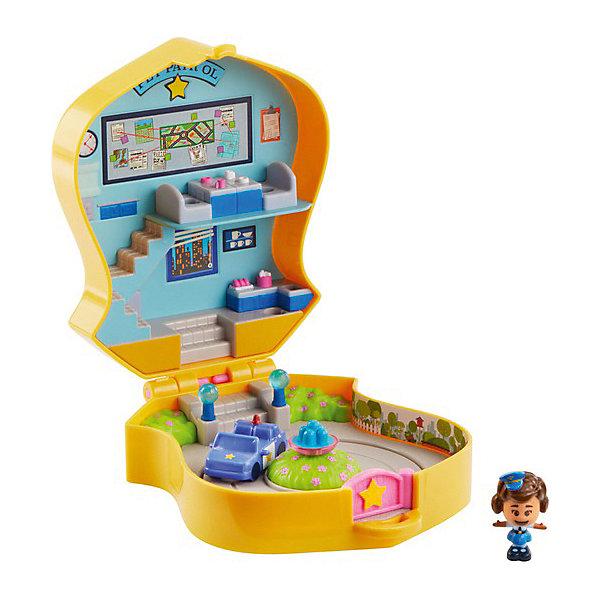 Купить Игровой набор Toy StoryБесхитростный значок с мини-фигуркой Гиггл МакДимплес, Mattel, Китай, разноцветный, Унисекс