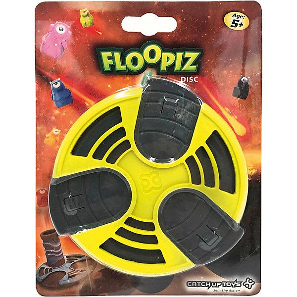 цена на Catchup Toys Дополнительный набор CATCHUP TOYS Floopiz Disc, yellow
