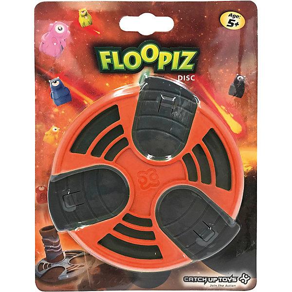 цена на Catchup Toys Дополнительный набор CATCHUP TOYS Floopiz Disc, orange