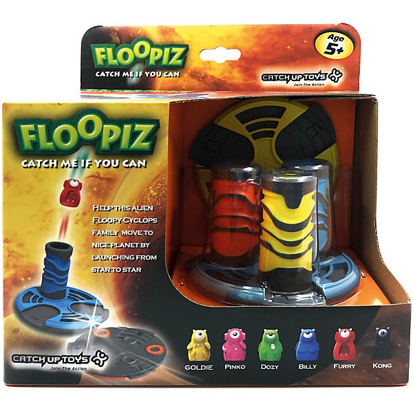 Catchup Toys Игра CATCHUP TOYS Floopiz