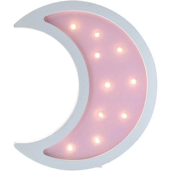 Ночной Лучик Светильник настенный лучик «Лунный месяц»,