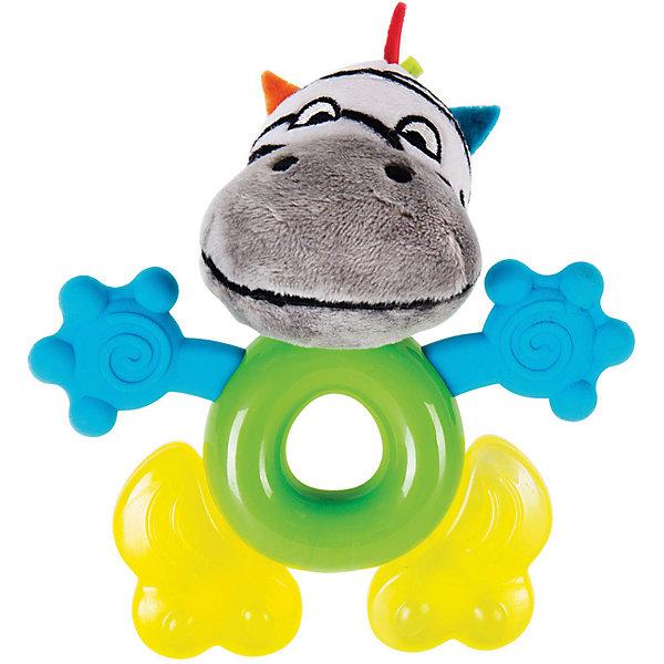 Happy Snail Прорезыватель-погремушка Happy Snail Фру-Фру happy snail погремушка фру фру разноцветный