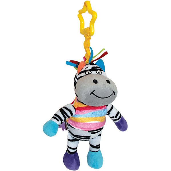 Happy Snail Игрушка-подвес Happy Snail Зебра Фру-Фру игрушка подвес happy snail зебра фру фру 14hs010pz