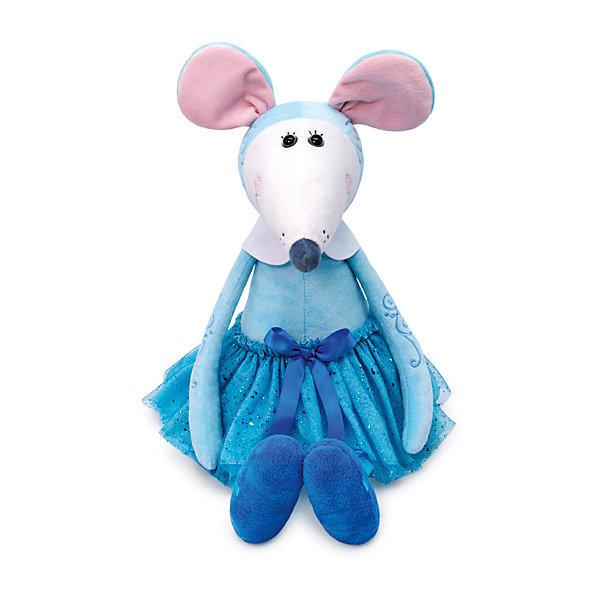 Budi Basa Мягкая игрушка Budi Basa Крыса Балерина в голубом Лилу, 26 см