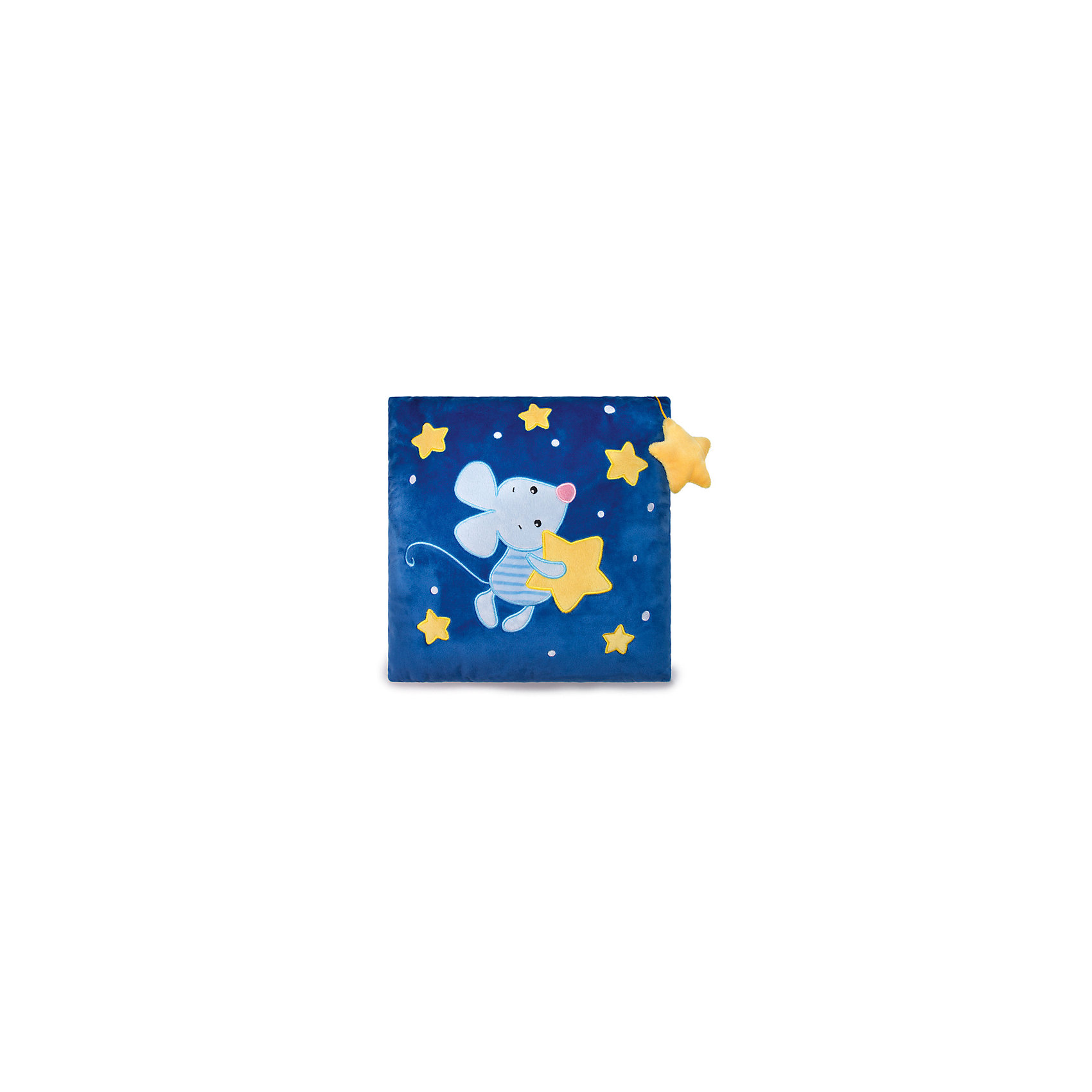 Декоративная подушка Budi Basa Крыса Люка со звёздочкой, 30 см по цене 349
