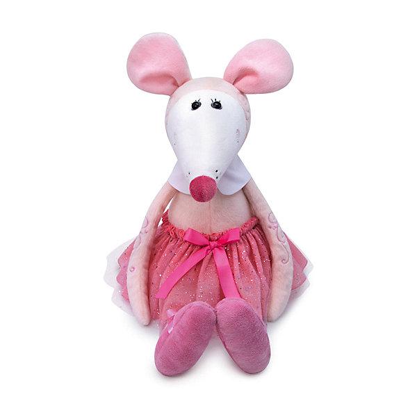 Budi Basa Мягкая игрушка Budi Basa Крыса Балерина в розовом Лола, 26 см