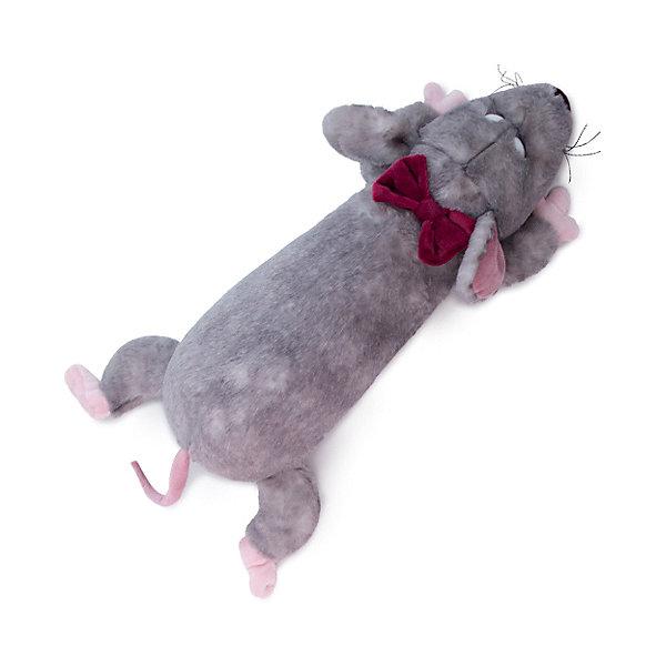 Budi Basa Мягкая игрушка-подушка Крыса Себастьян, 50 см