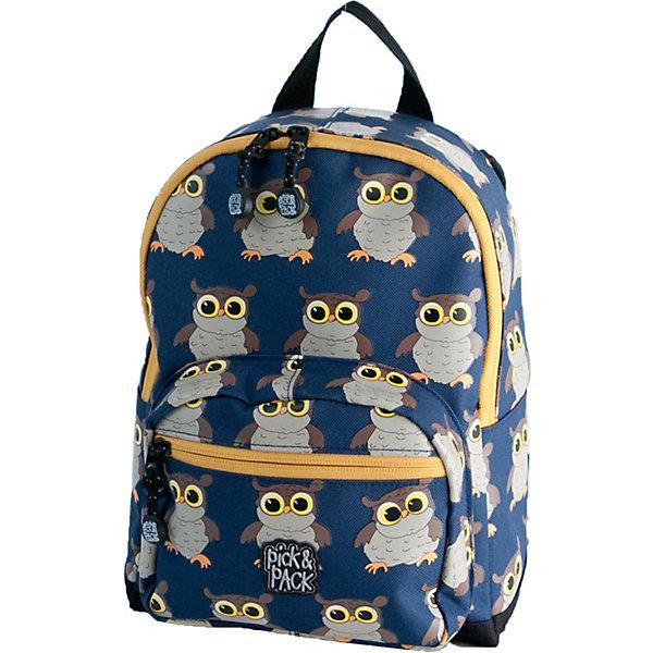 Pick&Pack Рюкзак Pick&Pack, синий
