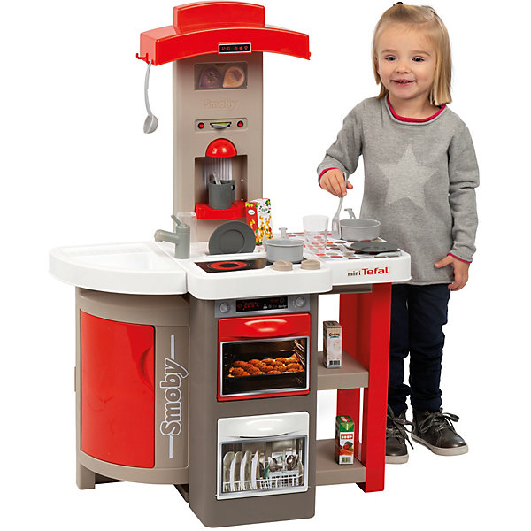 Smoby Складная кухня Smoby Tefal Opencook