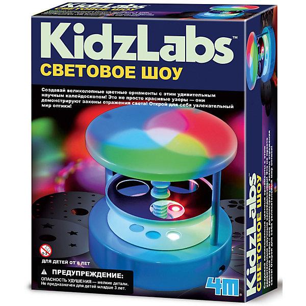 4M Набор для конструирования KidzLabs Световое шоу