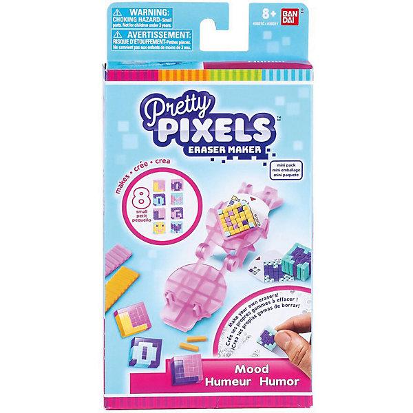BANDAI Набор для создания ластиков Pretty Pixels Eraser Maker Лучшие друзья