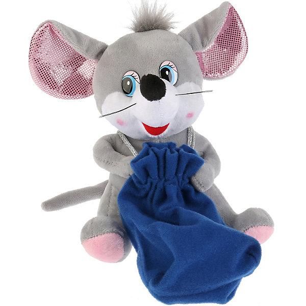 Мульти-Пульти Игрушка мягкая Мульти-пульти Мышь с мешочком