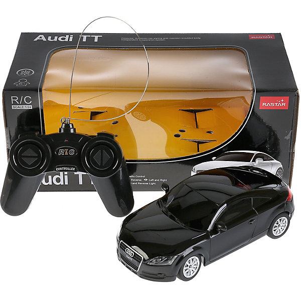 Rastar Машина радиоуправляемая Audi TT, со светом