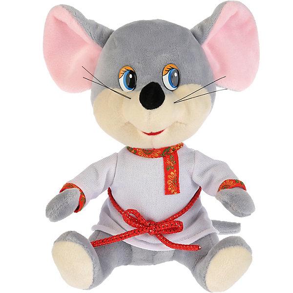 Мульти-Пульти Игрушка мягкая Мышь в белой рубахе Мульти-пульти