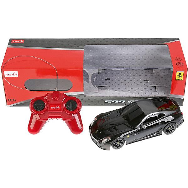 Rastar Машина радиоуправляемая Rastar Ferrari 599 Gto, световые эффекты цена 2017