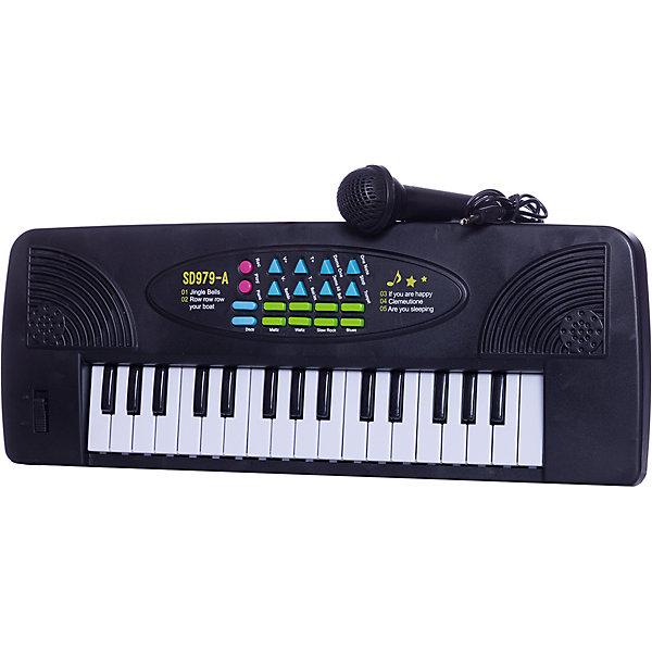музыкальные игрушки potex синтезатор smart piano 32 клавиши 939в ABtoys Электросинтезатор Abtoys, 32 клавиши