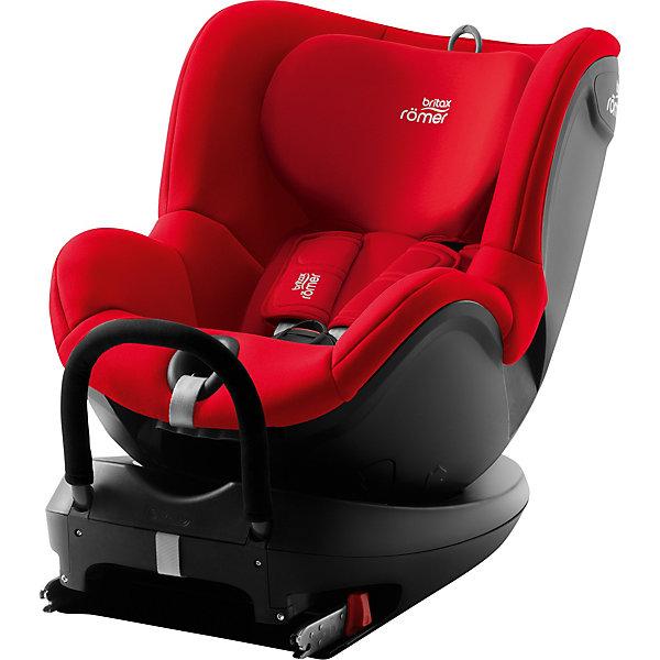 Купить Автокресло Britax Romer Dualfix 2R 0-18 кг Isofix Fire Red, Britax Römer, Китай, красный, Унисекс
