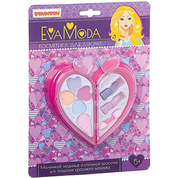 Bondibon Набор декоративной косметики Eva moda Сердце