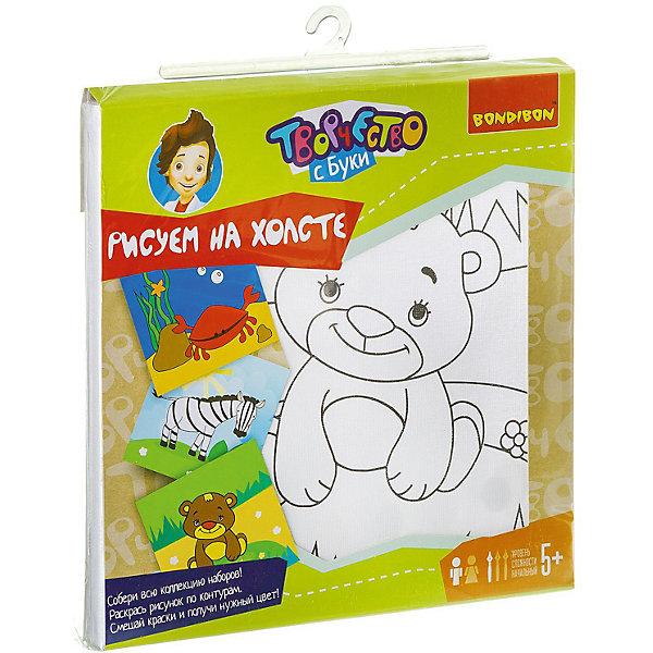 Купить Набор для рисования Bondibon Медведь , Китай, Унисекс