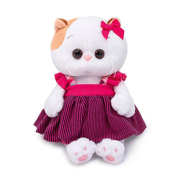 Мягкая игрушка Budi Basa Кошечка Ли-Ли BABY в сарафане, 20см 12408930