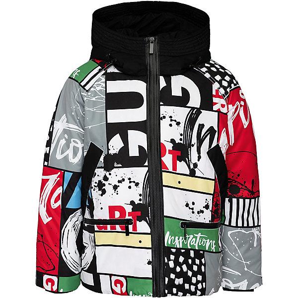 Купить Куртка Gulliver, Китай, разноцветный, 170, 146, 152, 164, 134, 140, 158, Мужской