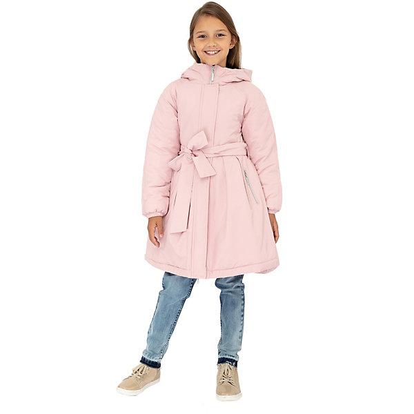 Купить Парка Gulliver, Китай, розовый, 140, 164, 146, 152, 158, 134, Женский