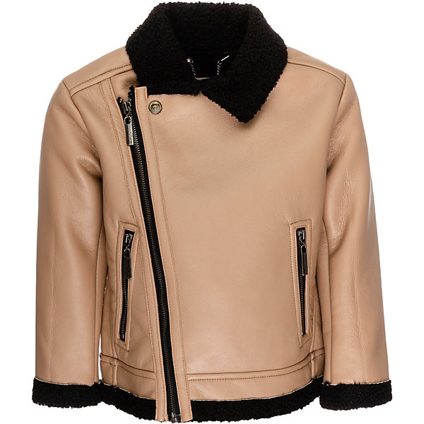 Gulliver Кожаная куртка