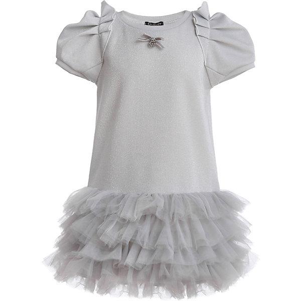 Купить Нарядное платье Gulliver, Китай, белый, 104, 128, 98, 122, 110, 116, Женский