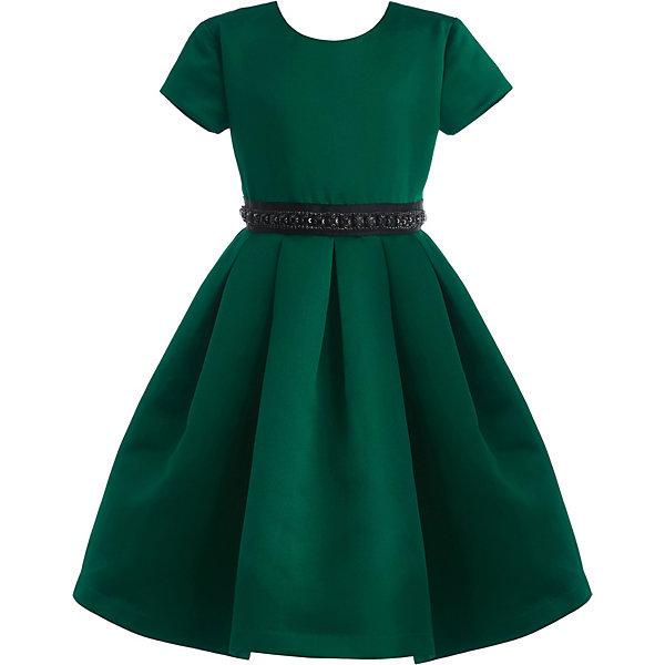 Купить Нарядное платье Gulliver, Китай, зеленый, 98, 122, 128, 116, 110, 104, Женский