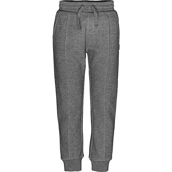 Купить Спортивные брюки Gulliver, Китай, темно-серый, 110, 116, 98, 128, 104, 122, Мужской